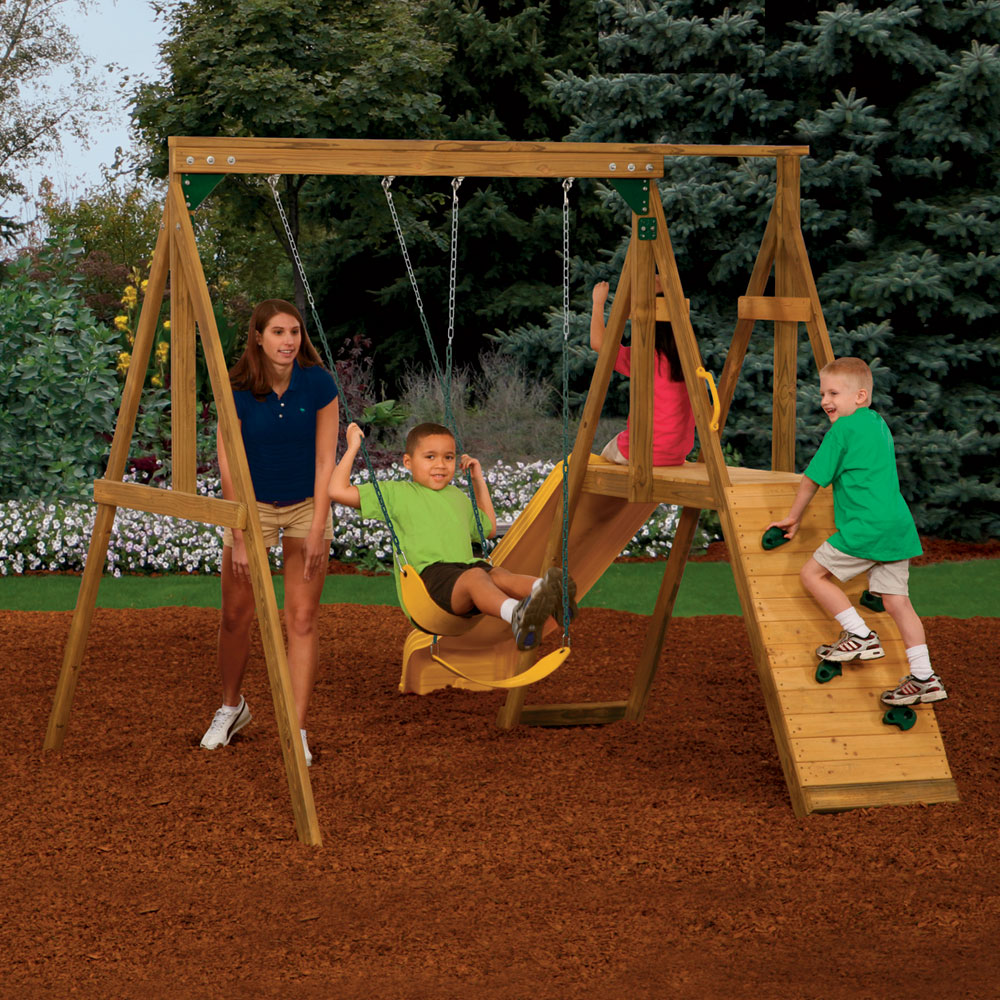 backyard summer safety swing sets huntingdon insurance group